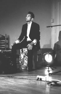 profesor cajón flamenco Almería