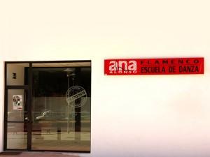 entrada academia flamenco ana alonso
