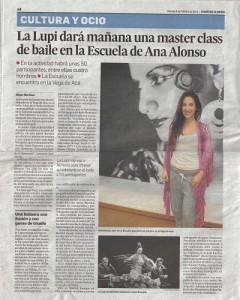 Masterclass centro especializado de flamenco Almería