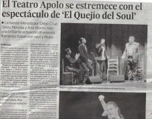 Flamenco y soul en Almería