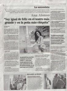 flamenco en Almería. Escuela de baile