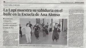 Masterclass flamenco en Almería
