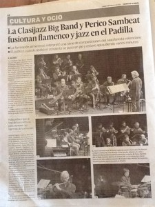 jazz y flamenco