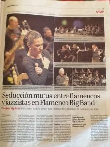 flamenco y jazz en Almería