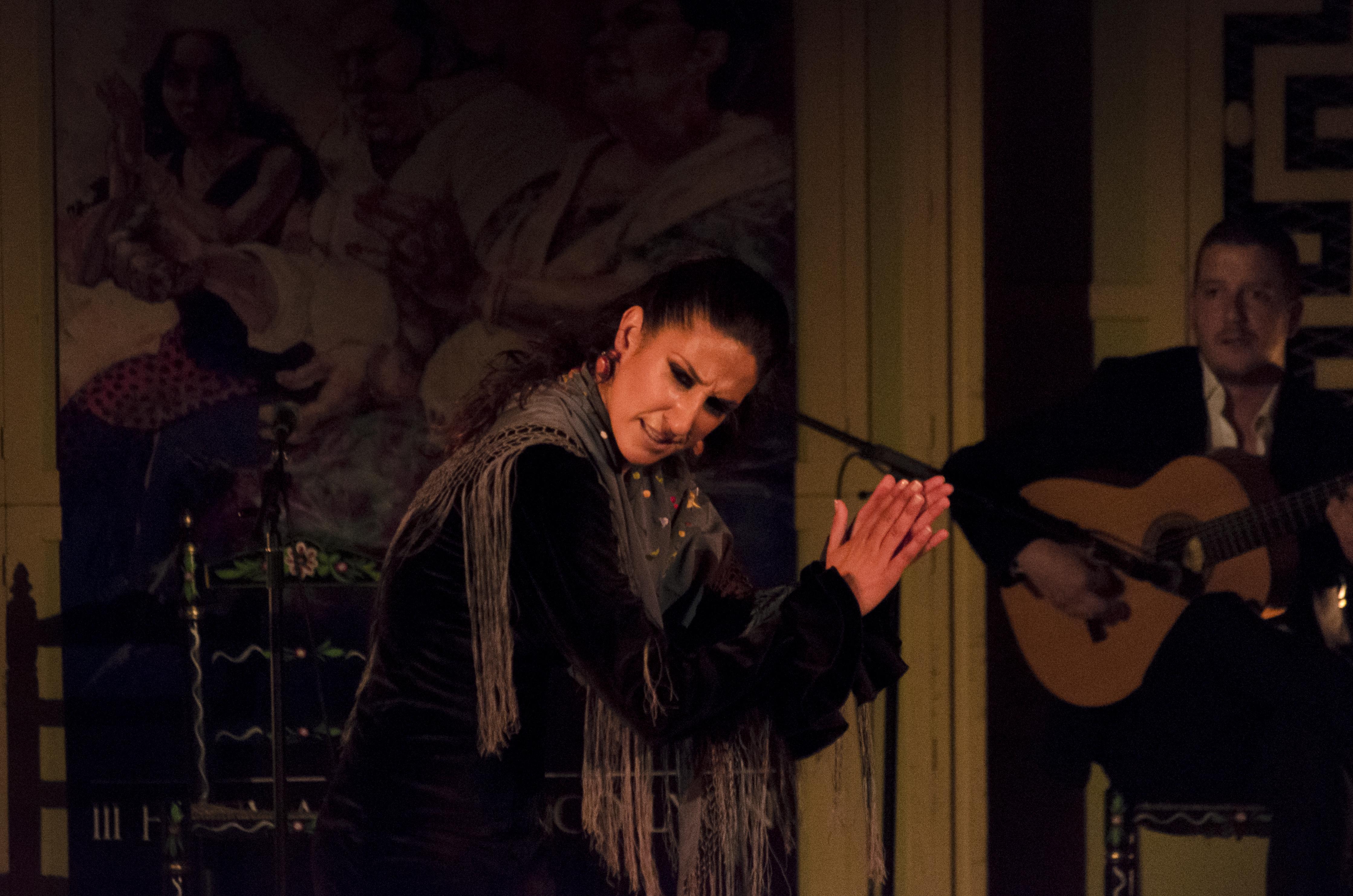 palmas baile flamenco