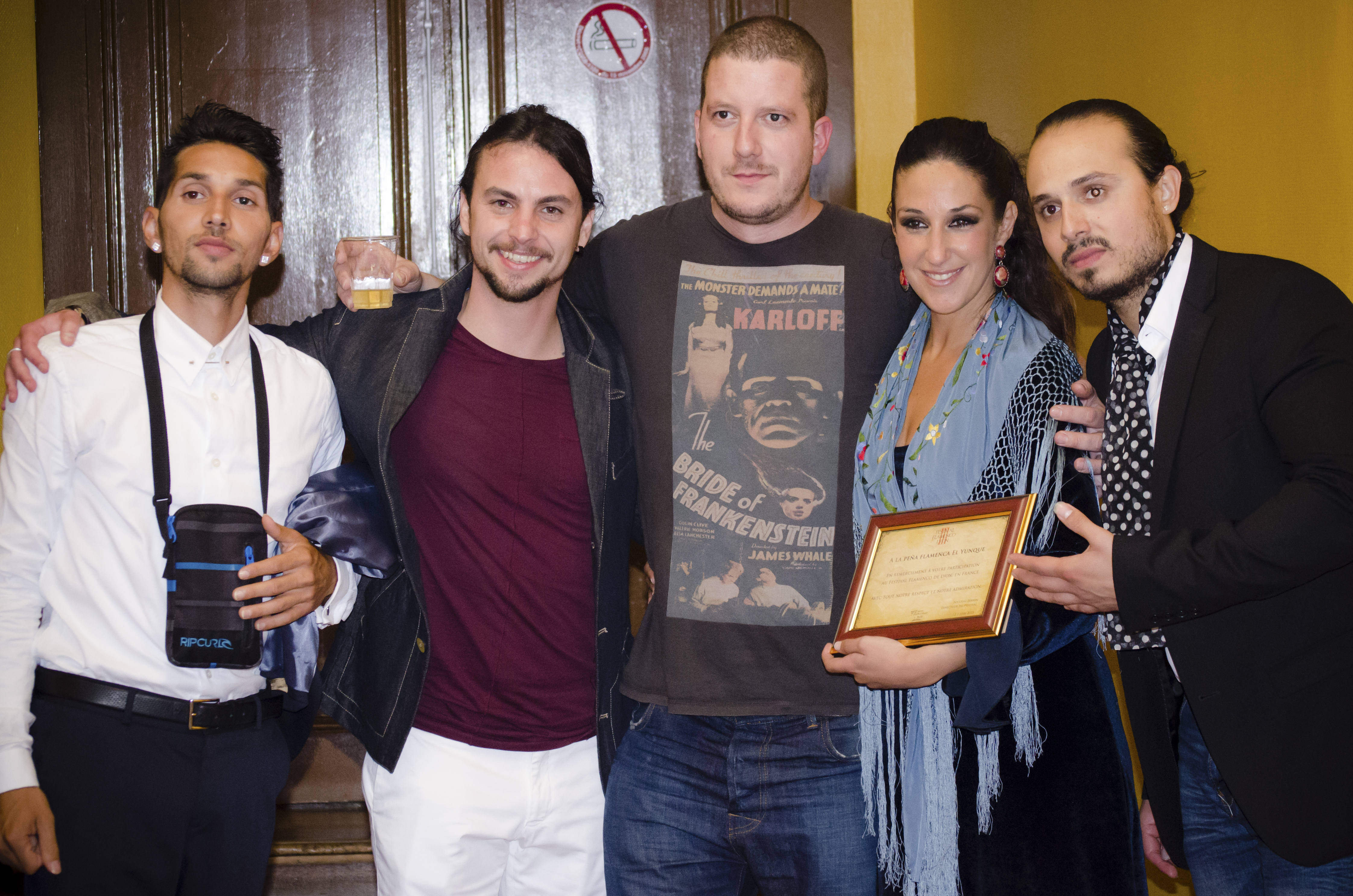 grupo flamenco Almería