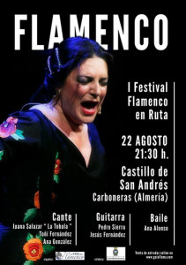 flamenco en carboneras