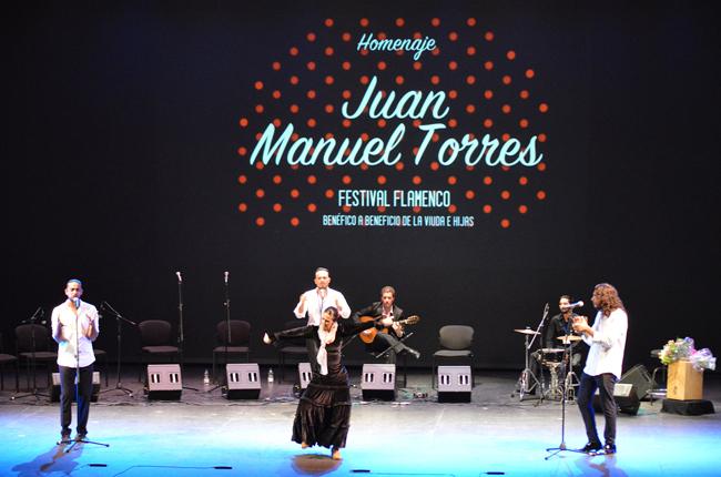 homenaje flamenco